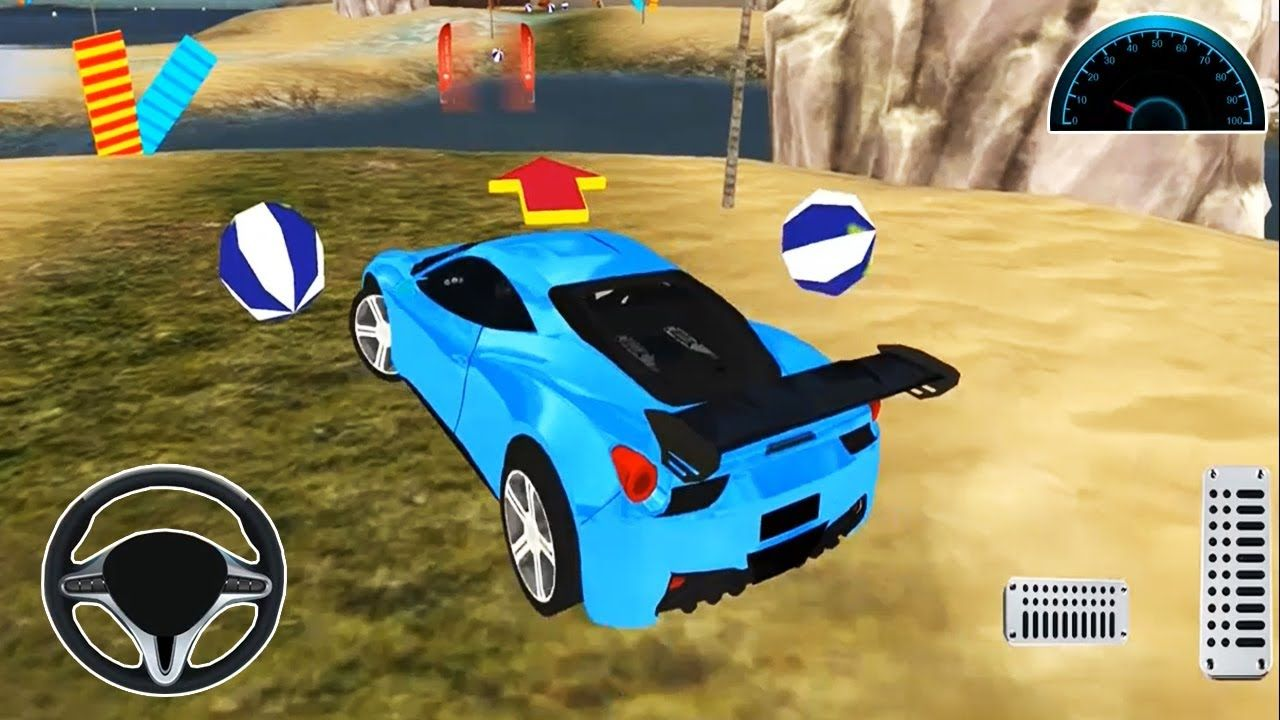 Water Surfer Car Floating Race Water Car 2020 Beach Drive New Games In 2020 Rally Car Racing Sports Cars Luxury 3d Car Racing