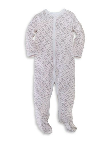 RL footed coveralls
