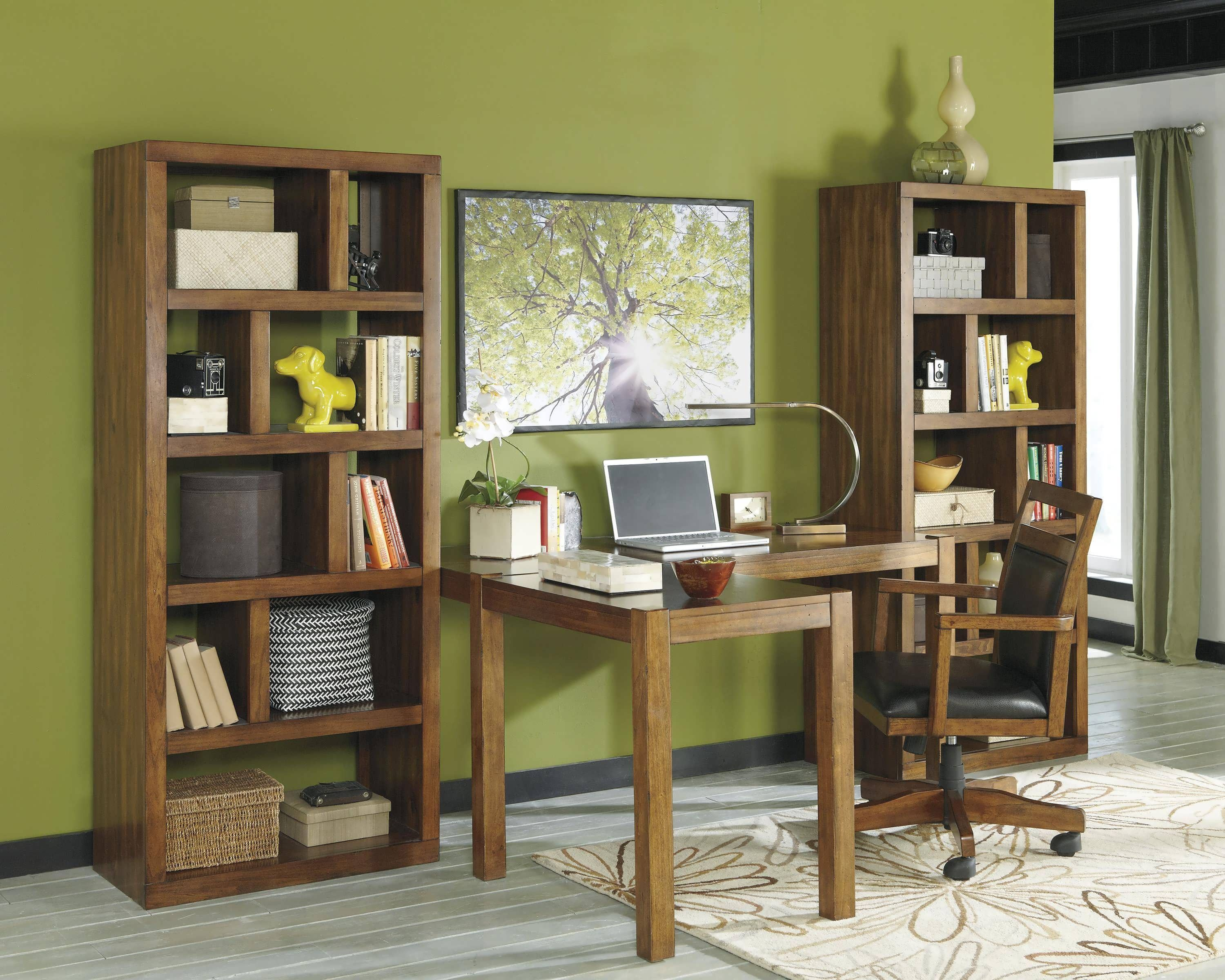 99+ Best Home Office Desk  Rustic Home Office Furniture