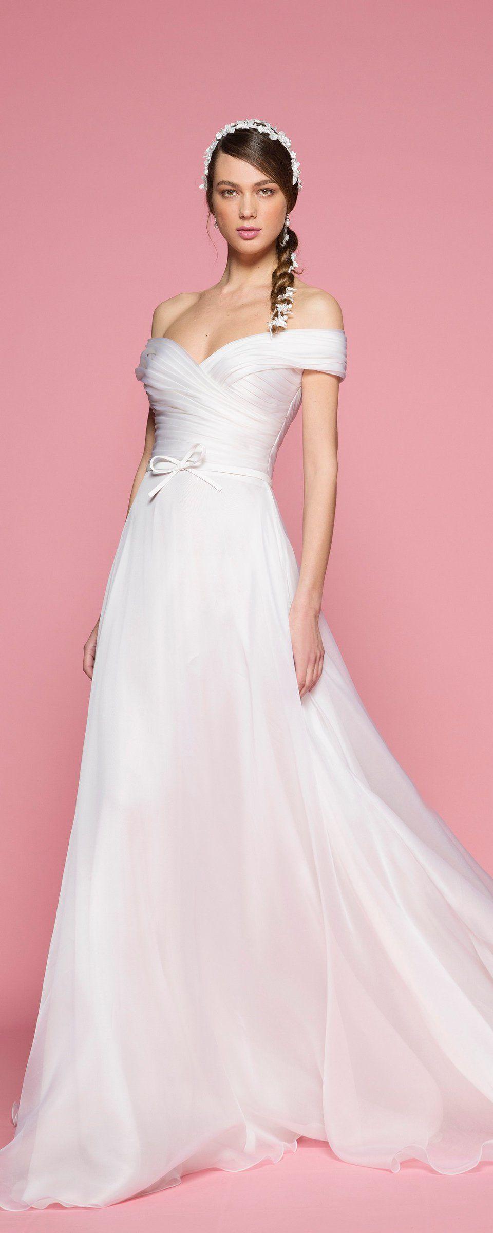 Georges Hobeika Spring-summer 2018 - Bridal | Vestidos de novia ...