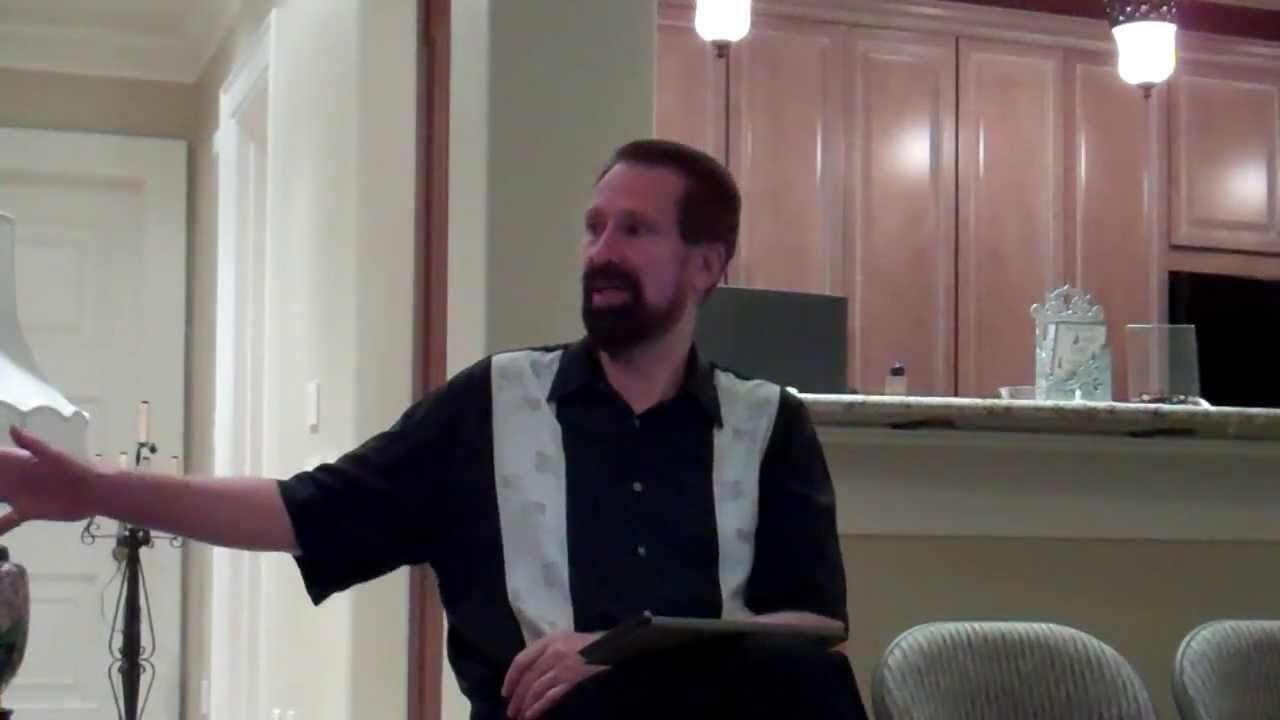 Tom Price Baha'i talks part 1 of 2
