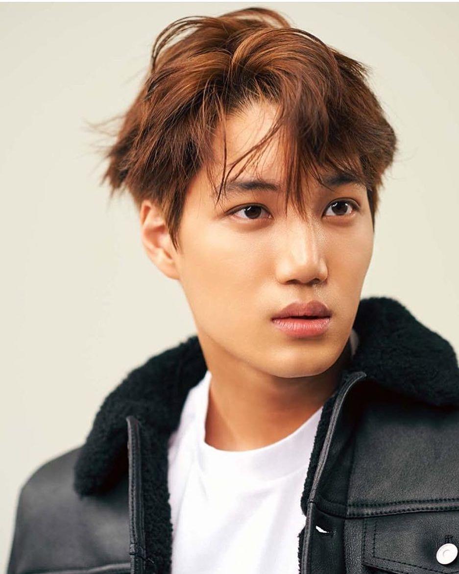 Most Handsome K Pop Male Idols Exo Kai Kim Jong In Kpop K Pop Music K Pop Boy Groups Best K Pop Boy Bands Top K Pop Boy Grou Exo Kim Jong In