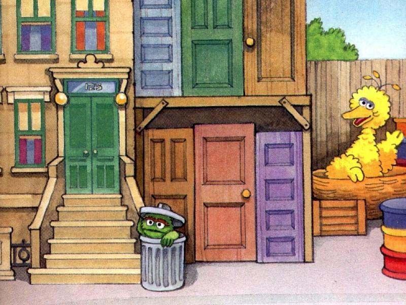 Sesame Street Birthday, Sesame