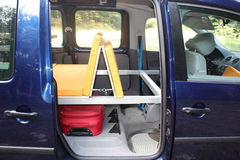 Optez pour le mod le evasion kit de camping pour - Camion amenage pour cuisine ...