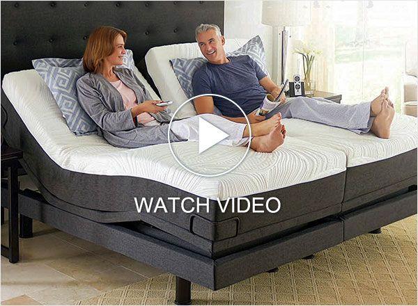 Reverie 8q Adjustable Bed Foundation Adjustable Beds Sleep