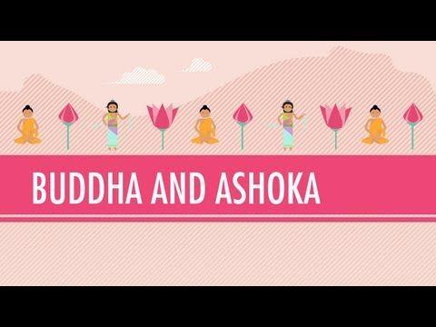 ▶ Buddha and Ashoka: Crash Course World History #6 - YouTube