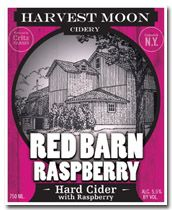 Critz's Red Barn Raspberry Cider... YUMMY!