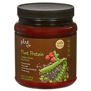 Plnt Plant Protein Vanilla