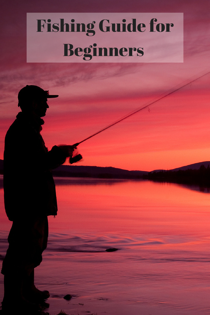 fishing guide for beginners basic fishing equipments