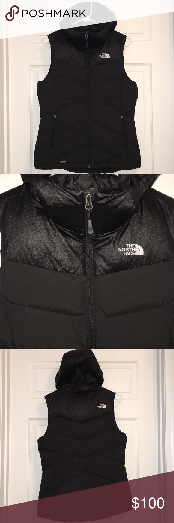 f2509ea72 The North Face Kailash Hooded Vest The North Face Kailash Hooded ...