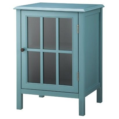 Threshold Windham One Door Accent Cabinet Accent Doors Accent Cabinet Small Media Cabinet