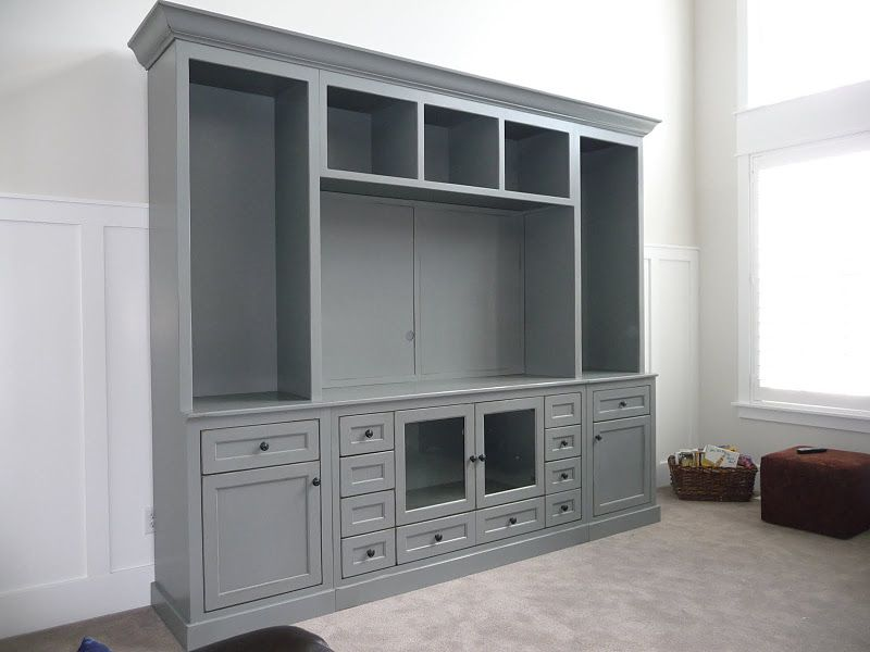 diy entertainment center ideas and designs for your new home diy furniture ideas. Black Bedroom Furniture Sets. Home Design Ideas