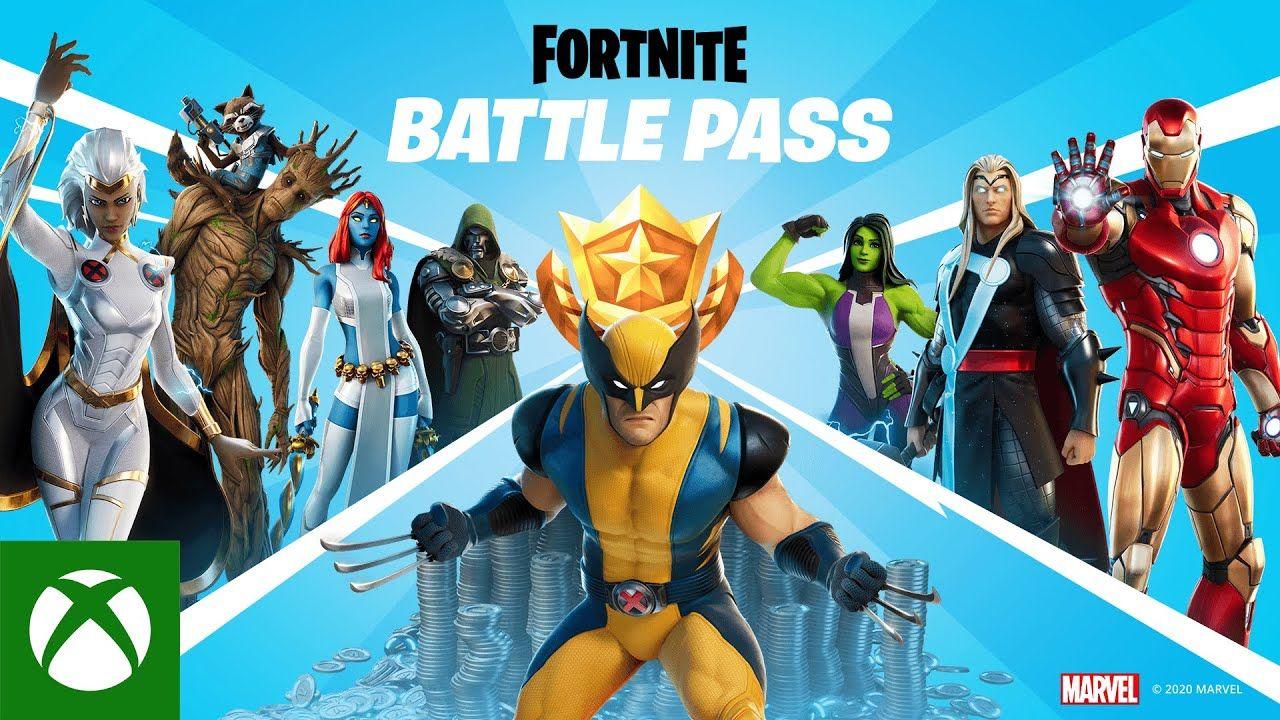 Fortnite Chapter 2 Season 4 Battle Pass Gameplay Trailer Youtube Fortnite Kapitel Groot