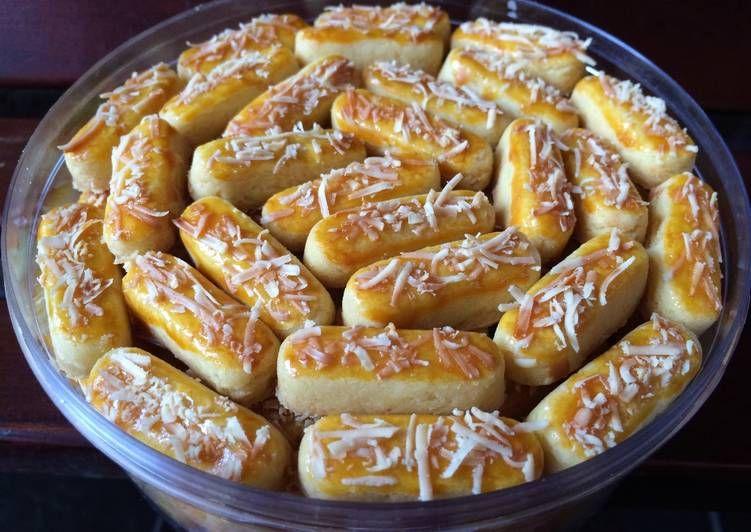 Resep Kastengel Kue Kering Keju Oleh Diny Fe Resep Kue Kering Makanan Keju