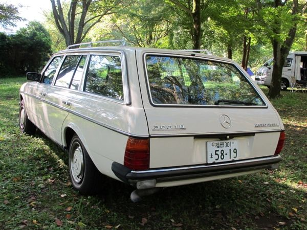 My Mercedes Benz 300TD Turbo (w123 wagon)   Cars & Motorcycles