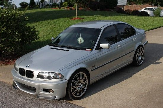 Bmw 325i 2001 Modded The Image Kid Has It