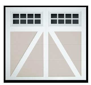 Doorlink Carriage Creek Model Garage Door Garage Doors Garage Doors