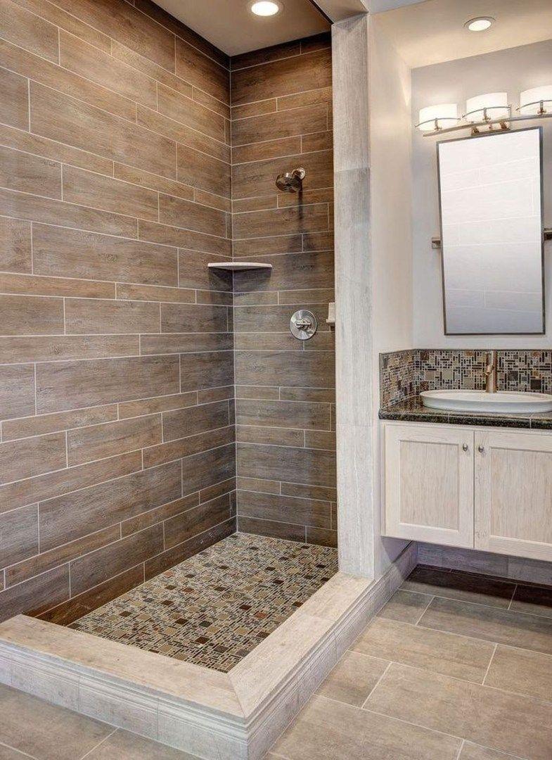 48 Cool Stone Tile Bathroom Designs Ideas | Master Bath | Bathroom