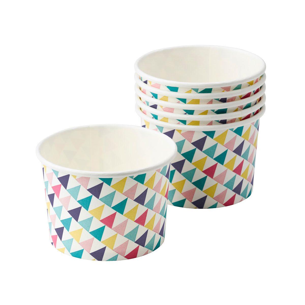 Vasos de helado de papel. De Ikea (0,99 euros / 6 unidades). | Ikea ...