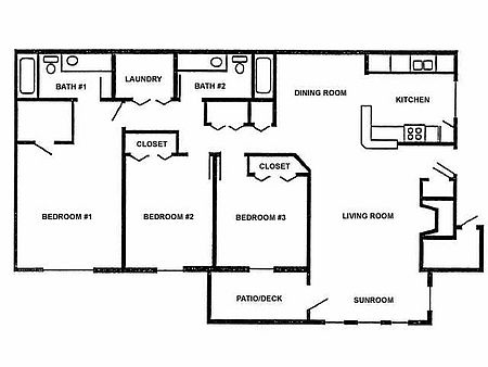 Three Bedroom Floor Plans | Our Amazing 3 Bedroom Floor Plan Is Available  Now At Colony