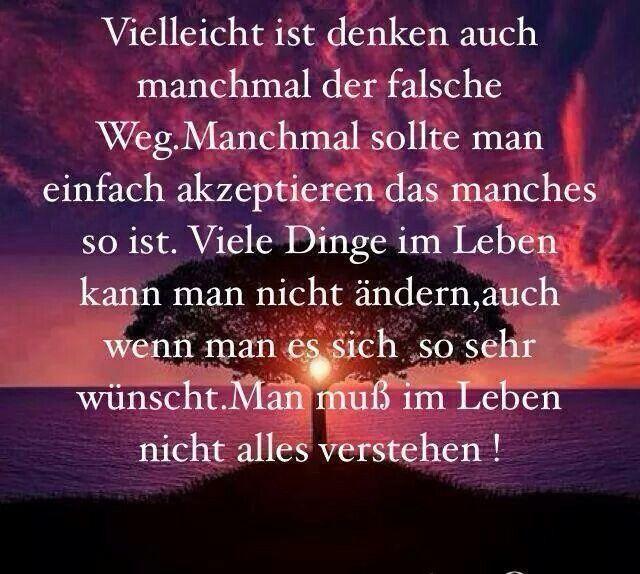 nicht verstehen. | sprüche | Pinterest | German, Happy ...