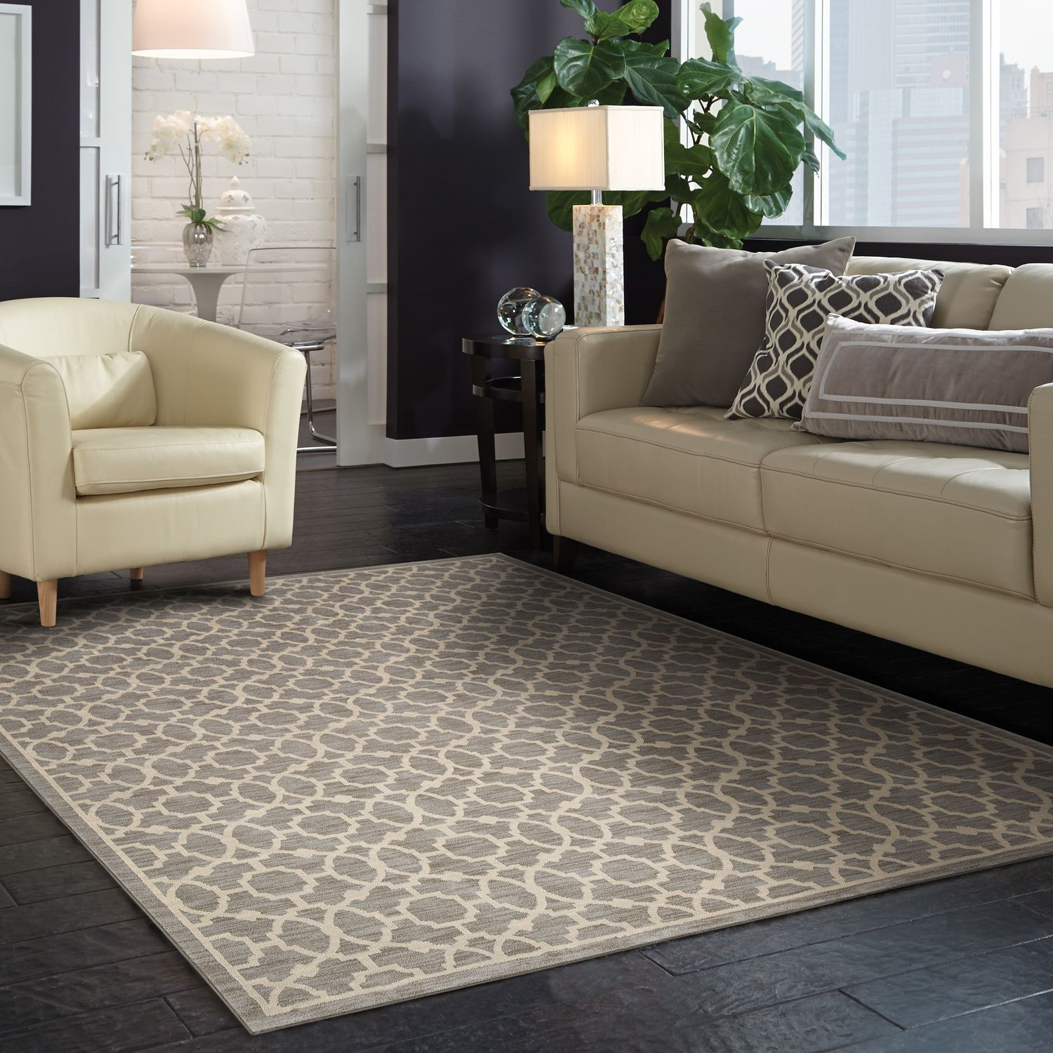 Pacific Living Collection 8 x10 Area Rug Simone Sam s Club