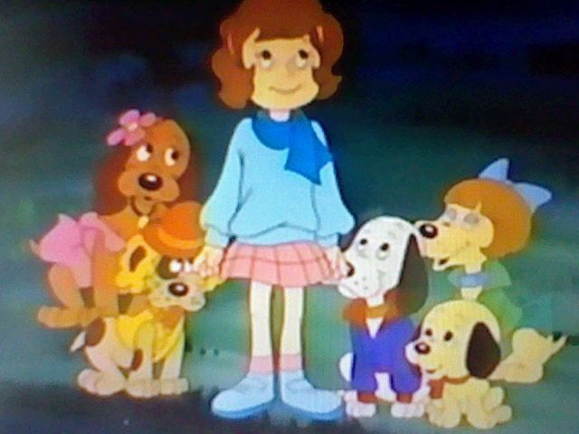 Holly And The Pound Puppies 2 Jpg Pound Puppies Puppies Mario Characters