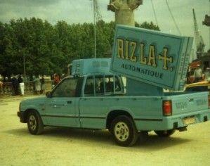 RIZLA TRUCK
