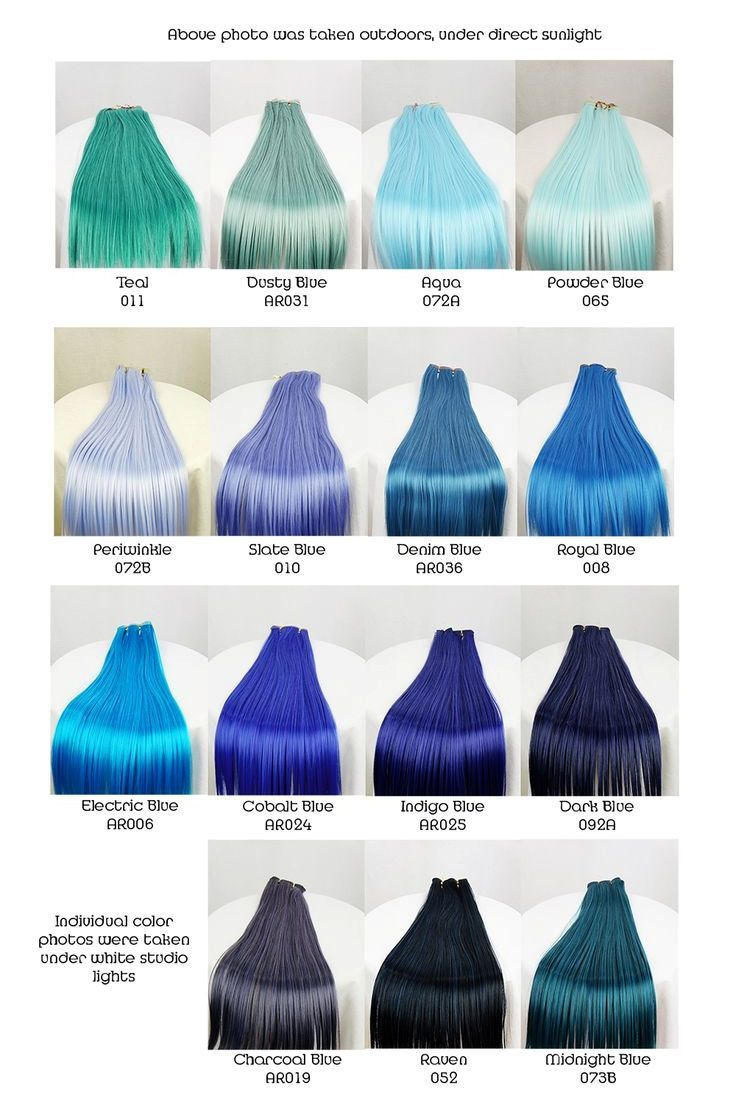Pin By Andrea On Hair In 2020 Dyed Hair Blue Blue Hair Hair Color Blue