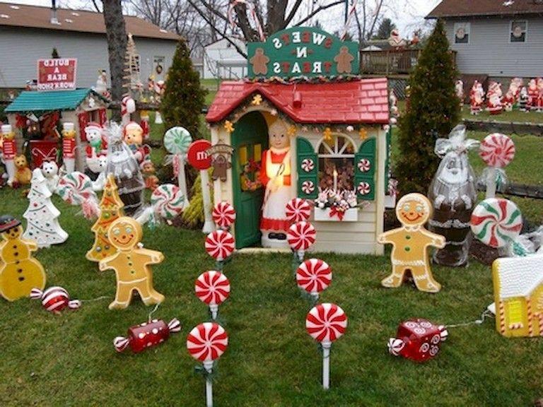 44++ Home garden christmas decoration ideas ideas in 2021