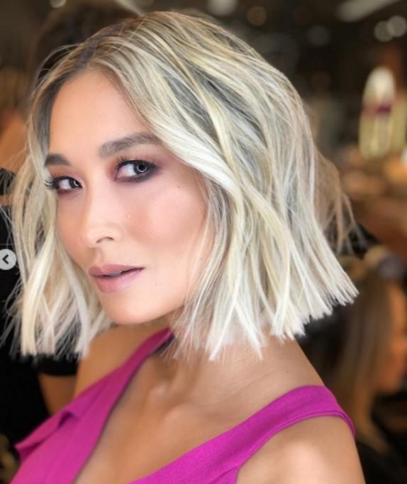 Orta Boy Sac Kesimleri 2019 2020 Trendler Ve Moda Orta