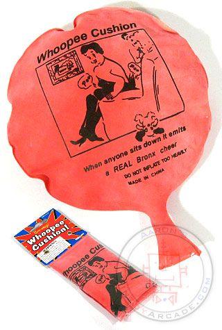 Whoopee Cushion Toy Noisy Gag Joke 1950 S Toys Games