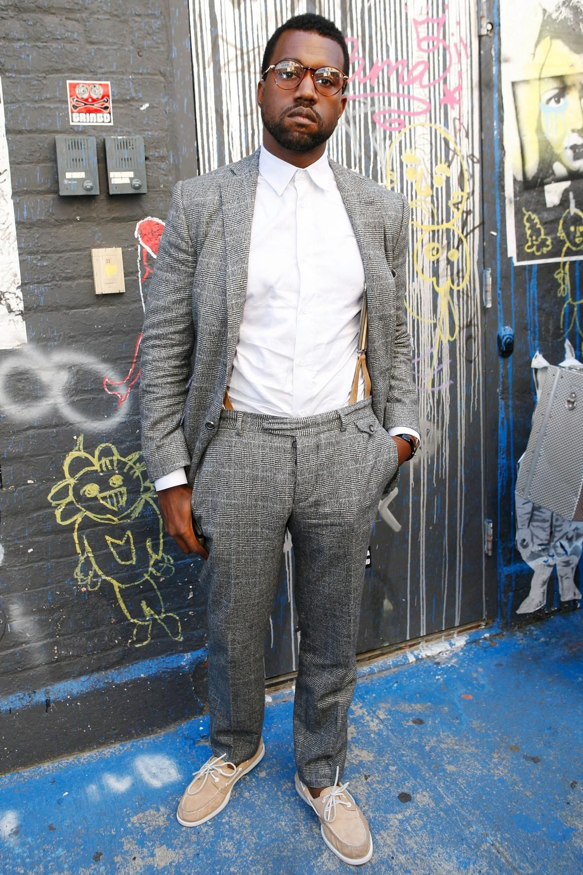 The Kanye West Look Book | Pinterest | Kanye west and Dapper
