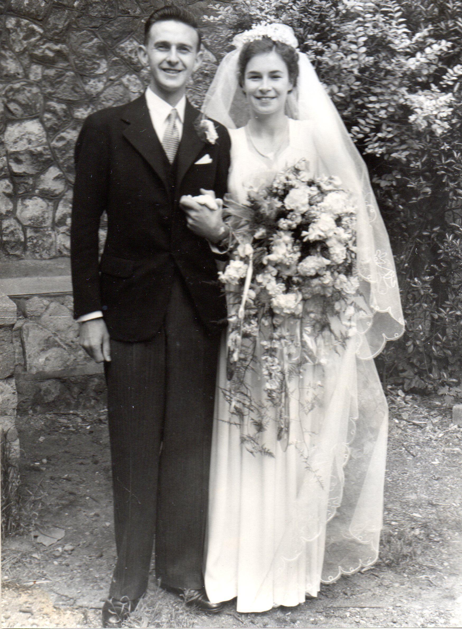 Five Years Five Years Vintage Bridal Bouquet Vintage