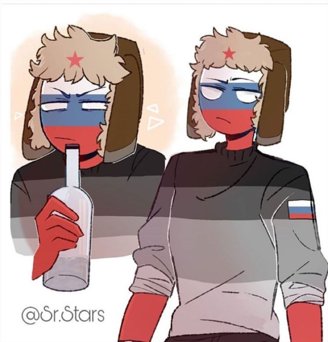 countryhumans x reader oneshots - [13] russia x reader ...