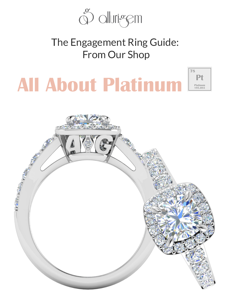 From Our Shop All About Platinum Facts And Myths Engagement Rings Engagement Ring Guide Rings