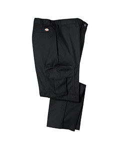 Dickies Men's 7.75 oz. Premium Industrial Cargo Pant 2112372 Black 44