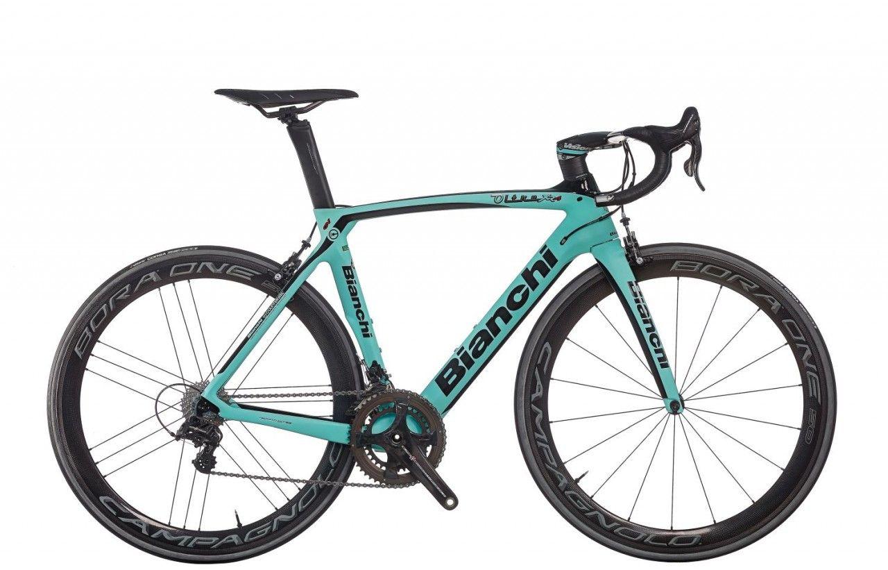 Bianchi Oltre OR4 la bicicleta del Team Lotto NL Jumbo