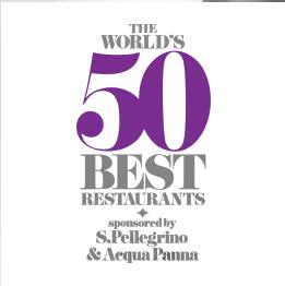 Top 50 restaurants in de wereld 2014