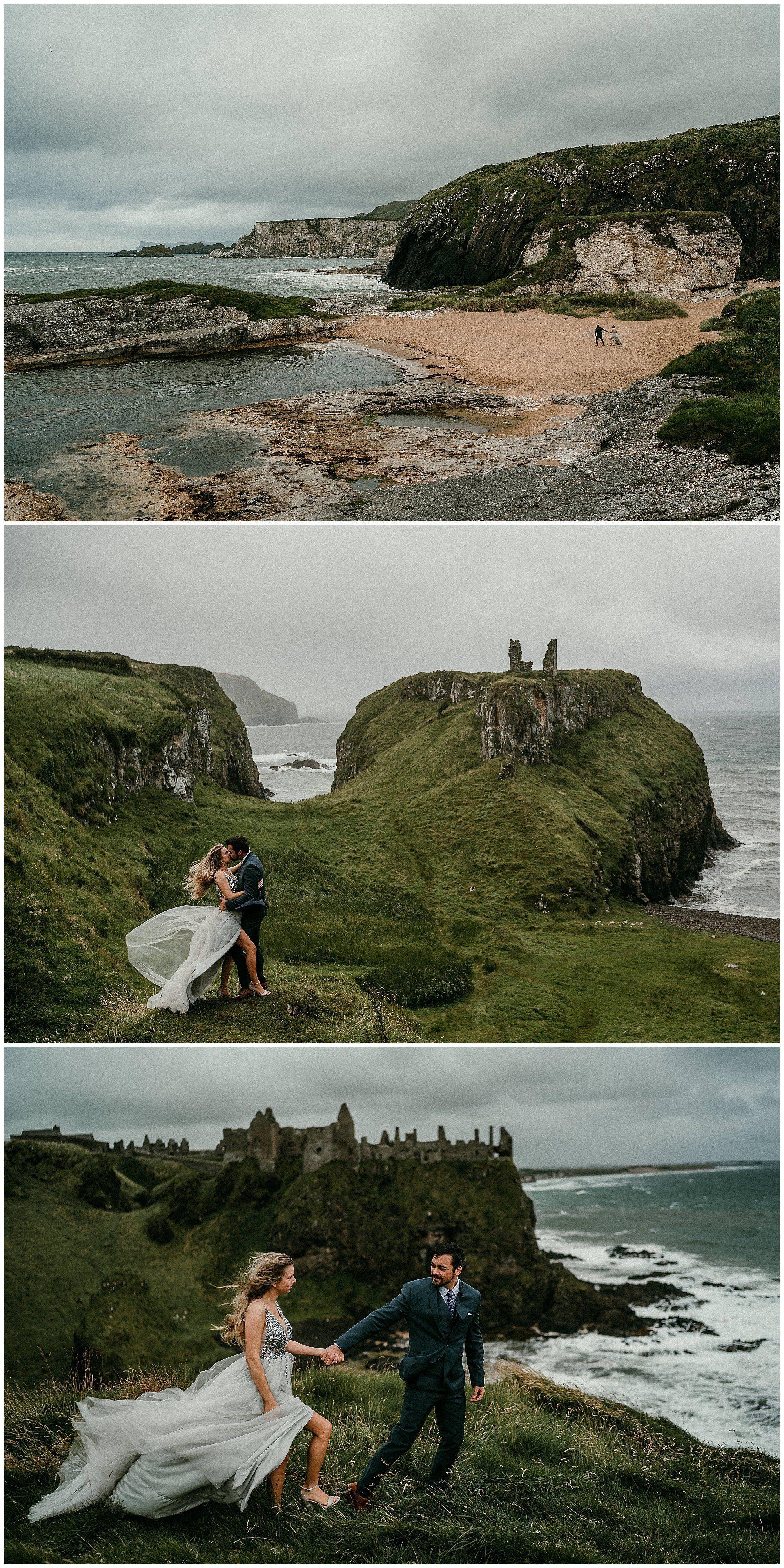 Game of Thrones elopements