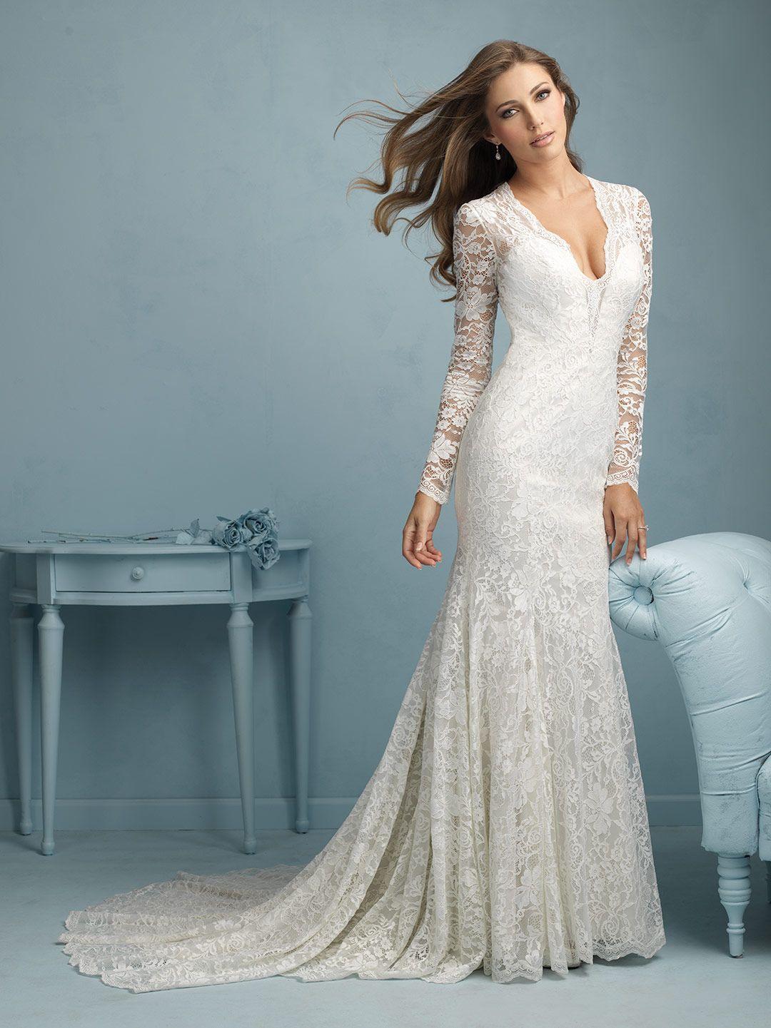 Allure Bridals - 9213   Allure Bridals Dresses at Romashka Bridal ...