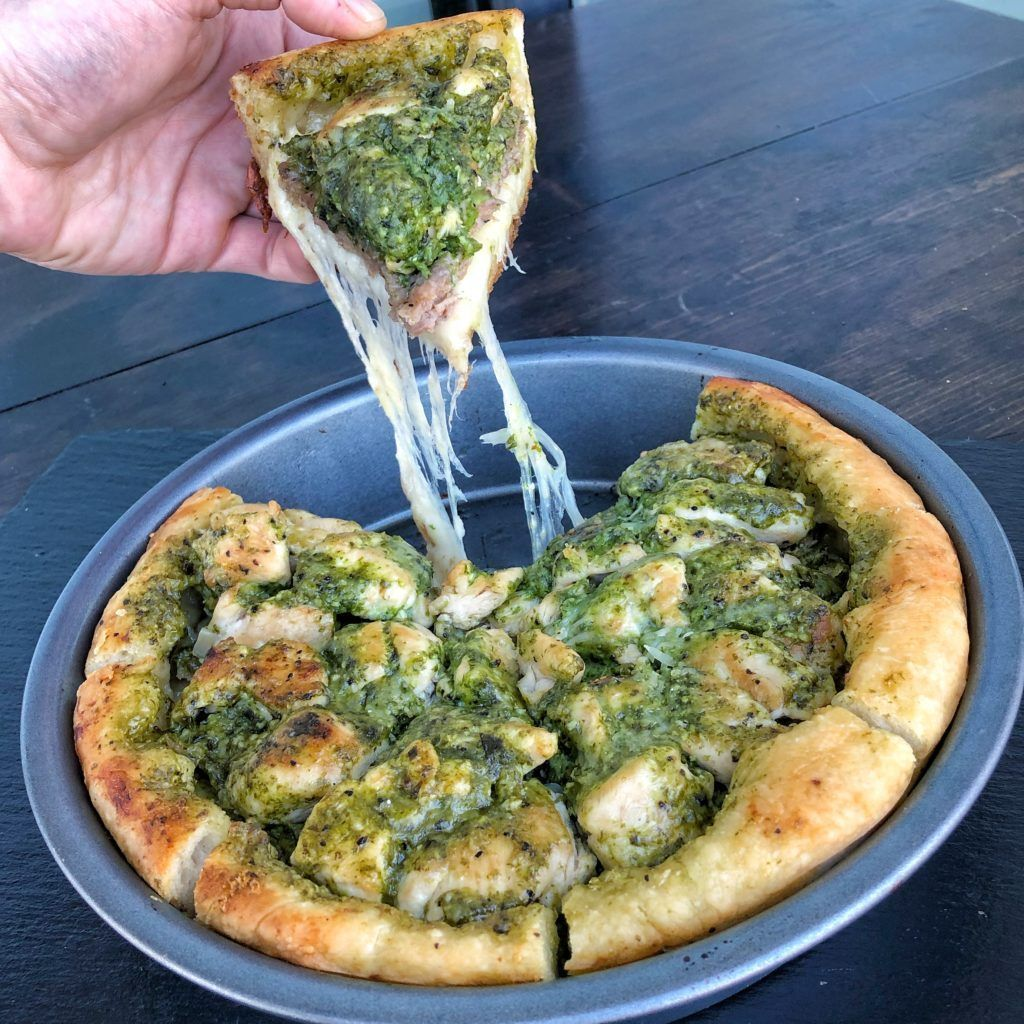 Deep Dish Chicken Pesto Pizza – Recipe Champions - #pizza  Best Picture For  v... #bbq pizza recipes #Champions #cheese pizza recipes #Chicken #chicken pizza recipes #deep #deep dish pizza recipes #dessert pizza recipes #Dish #flatbread pizza recipes #french bread pizza recipes #grilled pizza recipes #hamburger pizza recipes #mini pizza recipes #mushroom pizza recipes #naan pizza recipes #pepperoni pizza recipes #Pesto #Picture #PIZZA #pizza recipes casserole #pizza recipes dough #pizza recipes