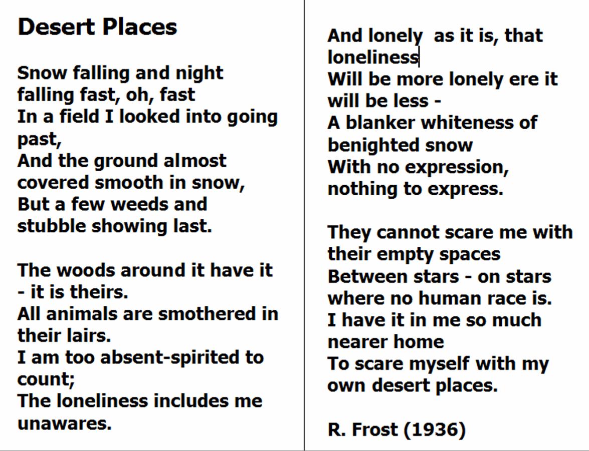 essay on robert frost Critical Analysis on Robert Frost