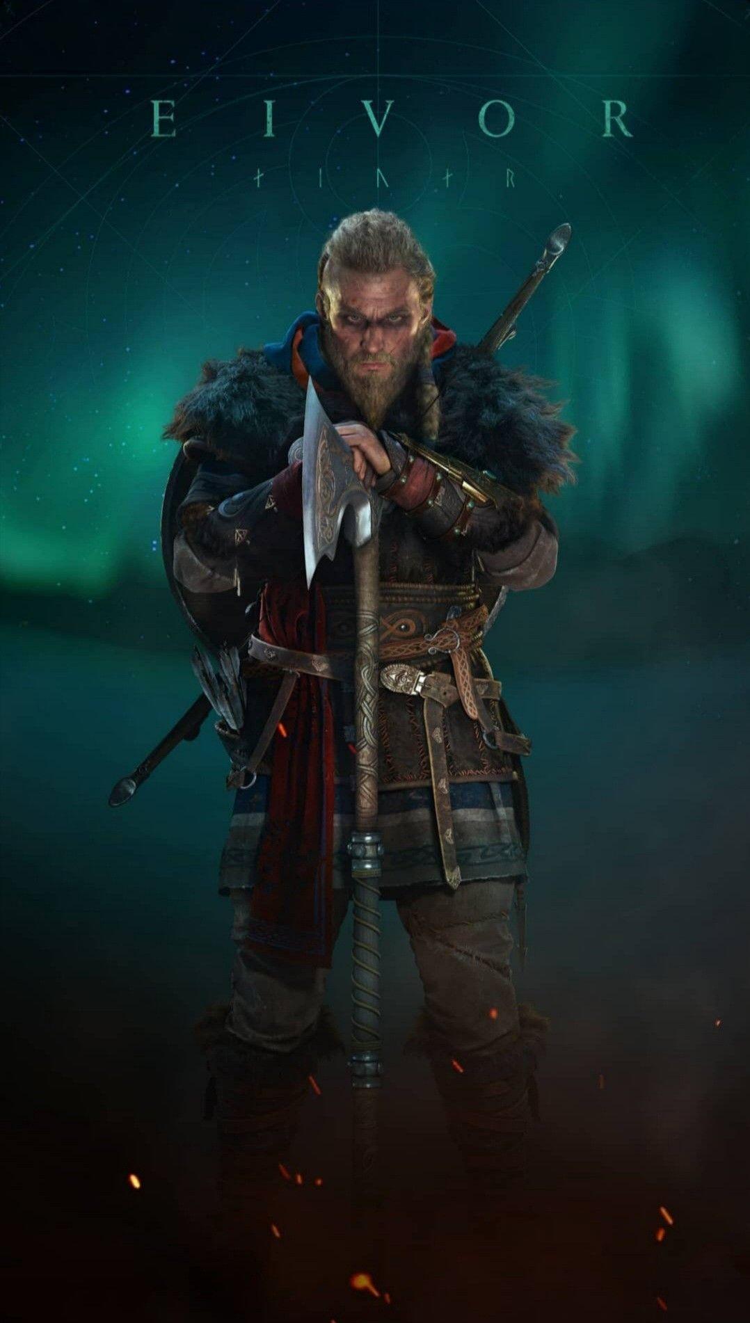 Assassin S Creed Valhalla Eivor In 2020 Assassins Creed Black Flag Assassin S Creed Assasins Creed