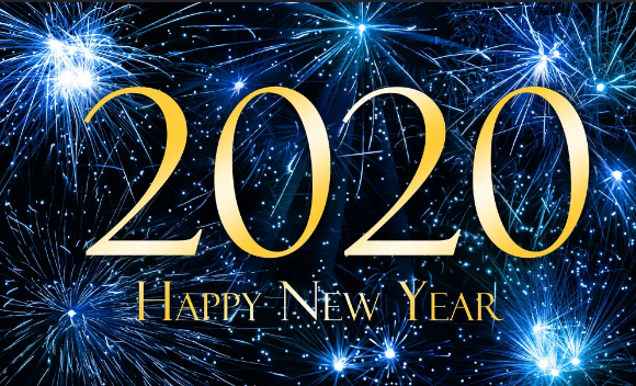 Happy New Year 2020 Greeting Images For Whatsapp Facebook Happy