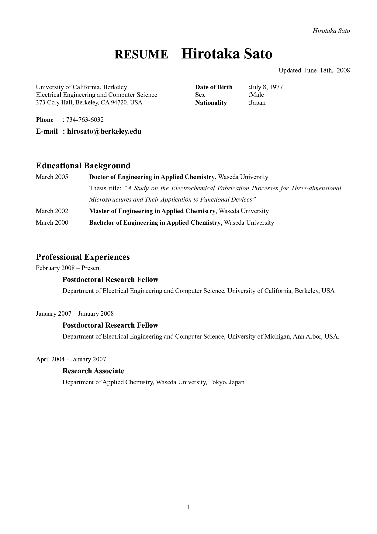 Technician Resume Example Tech Template Best Radiology Livecareer