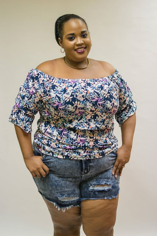 b0ce53810a0b 35 Plus Size Off-Shoulder Outfit Ideas For Spring/Summer 2018 | Who ...