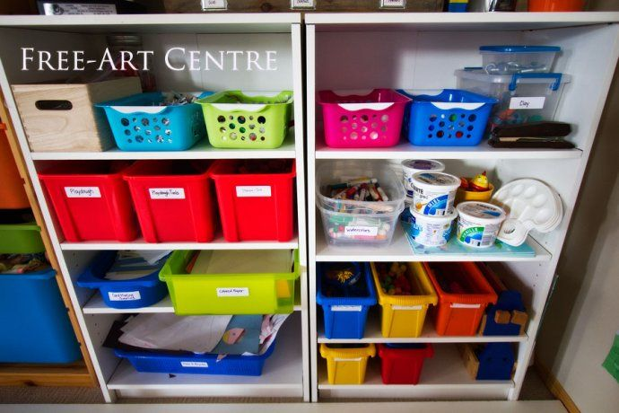 Oh wow! This woman has it going on! An educator's guide to creating learning spaces in small places.