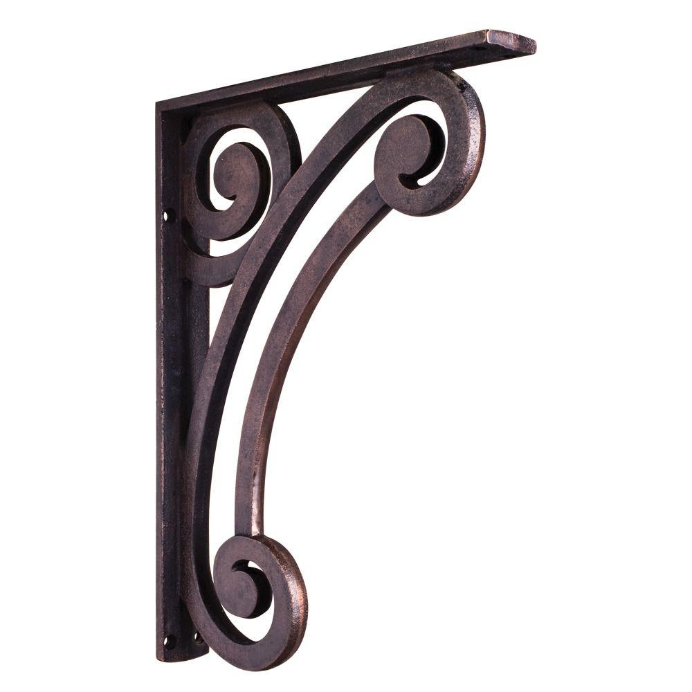 Countertops 15 Wonderful Metal Corbels For Granite Countertops Photo Metal Corbels Corbels Wrought Iron Corbels