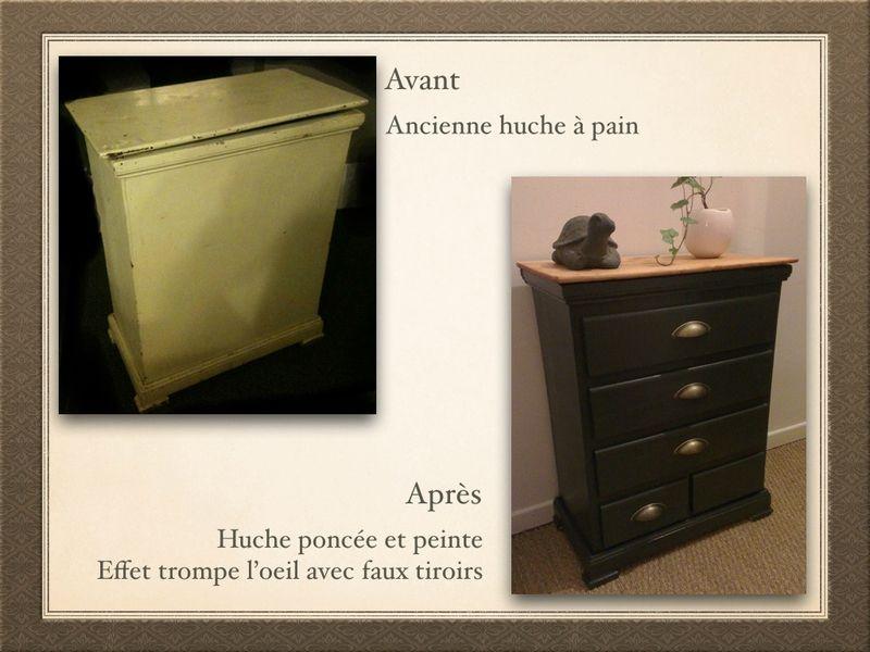 huche pain restaur e diyco by jane diyco design diy pinterest relooking relooking. Black Bedroom Furniture Sets. Home Design Ideas